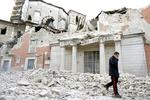 Сейсмологи получили по шесть лет тюрьмы за неточный прогноз землетрясения