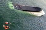 В Полтавской области перевернулась лодка, исчезли два рыбака