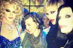 Мила Йовович провела ночь с московскими геями