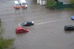 Улицы Одессы превратились в море