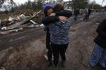 """Жертвами урагана """"Сэнди"""" стали более сотни человек"""