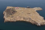 Остров Змеиный уходит в море и может стать архипелагом