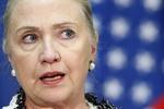 Клинтон по-прежнему намерена покинуть свой пост