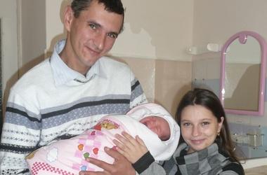Женщина родила 18 кг ребенка
