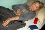 Тимошенко очень похудела и пьет сок