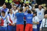 Чехия вышла вперед в финале Кубка Дэвиса