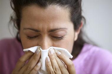 маска поможет уберечься от гриппа