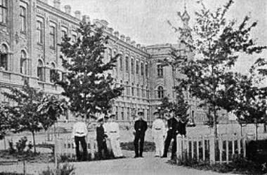 Школы 100 лет назад картинки