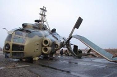 аварии вертолётов фото