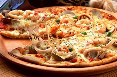 На ночь пиццу лучше не есть фото viva pizza