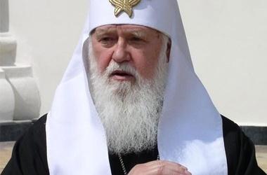 """<h1 class=""""title"""">Патриарх Филарет: Злая власть – наказание Божье, но надо кориться, фото с сайтаrisu.org.ua</h1>"""