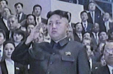 Глава кндр подарил северокорейским