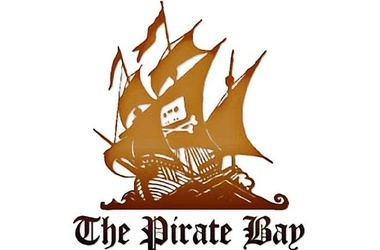<p>Логотип The Pirate Bay</p>