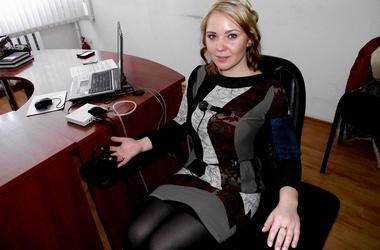 В этом кресле, даже если совесть чиста, волнение просто зашкаливает. Фото: П. Волков