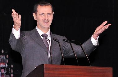 Асад - Последние новости