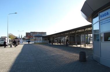 Автовокзал в донецке фото