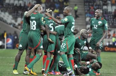Футбол буркина фасо