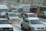 ГАИ просит украинских водителей воздержаться от поездок на собственных авто