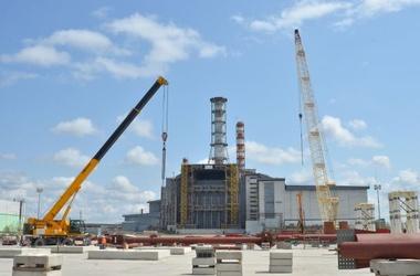 <p>Чернобыльская АЭС. Фото AFP</p>