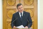 Янукович поздравил лауреатов Шевченковской премии и вручил им награды