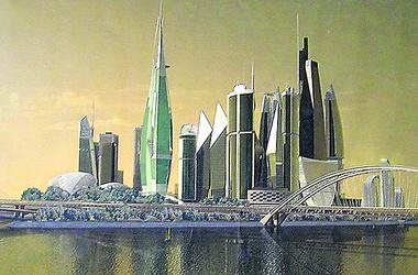 Проект киев сити покажут на выставке