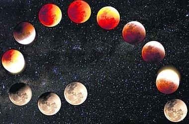 Расписание фаз луны на неделю