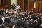 Кужель уточнила, что за дни блокирования Рады депутаты зарплату не получили