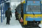 В Киеве сломался скоростной трамвай – источник