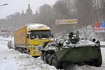 Снежный циклон попрощался с Украиной