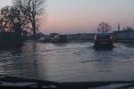 На Украину надвигается циклон, который задержит паводок