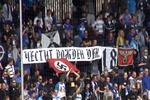 Болгарские фанаты поздравили Адольфа Гитлера с днем рождения