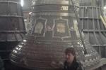 В Крыму установят гигантский колокол имени Януковича