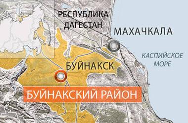 В Буйнакске обнаружено самодельное взрывное устройство