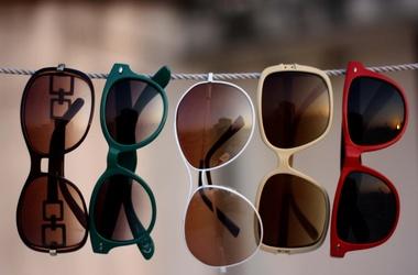 Очки ray ban с чем носить