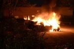 Массовые беспорядки под Стокгольмом не утихают четвертые сутки