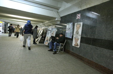 <p>В Киеве в 17 подземных переходах заменят облицовку стен</p>