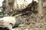 Из-под рухнувшего дома в Одессе достали мужчину, женщину ищут