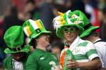 Англия и Ирландия сыграли вничью, матч прошел спокойно