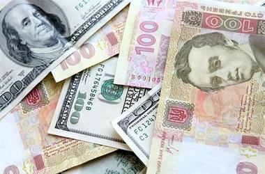 Курс валют грн
