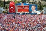 Турция: Таксим не утихает, начались массовые аресты
