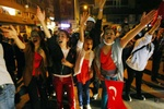 В Турции начались массовые аресты инициаторов беспорядков