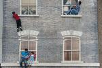 В Лондоне появился дом, по стенам которого можно ходить