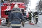 В Днепропетровске в ночном пожаре погибли три человека