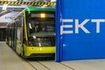 На вопрос, почему после такой масштабной рекламы новый трамвай не вышел на тестовый пробег, в пресс-службе Львовского.