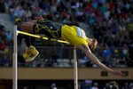 Украинец замахнулся на мировой рекорд в прыжках в высоту