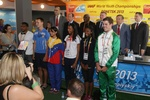 ЧМ по легкой атлетике в Донецке: 2000 атлетов поборются за 120 комплектов наград