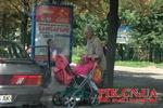 Самая пожилая роженица Украины просит милостыню