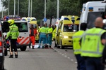 На ралли в Амстердаме болид врезался в толпу зрителей