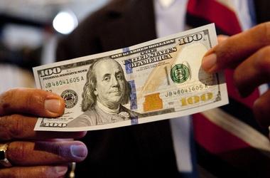 фото доллары нового образца