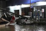 На Мексику обрушился ураган «Ингрид»